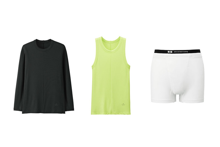 A Full Look at the Alexander Wang x UNIQLO HEATTECH Collection 1067d016a146