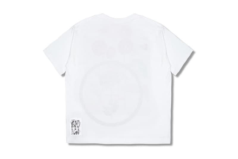 amkk Azuma Makoto Kaju Kenkyusho hypefest drop release date info collection floral pattern sweater tee shirt bag info buy sell