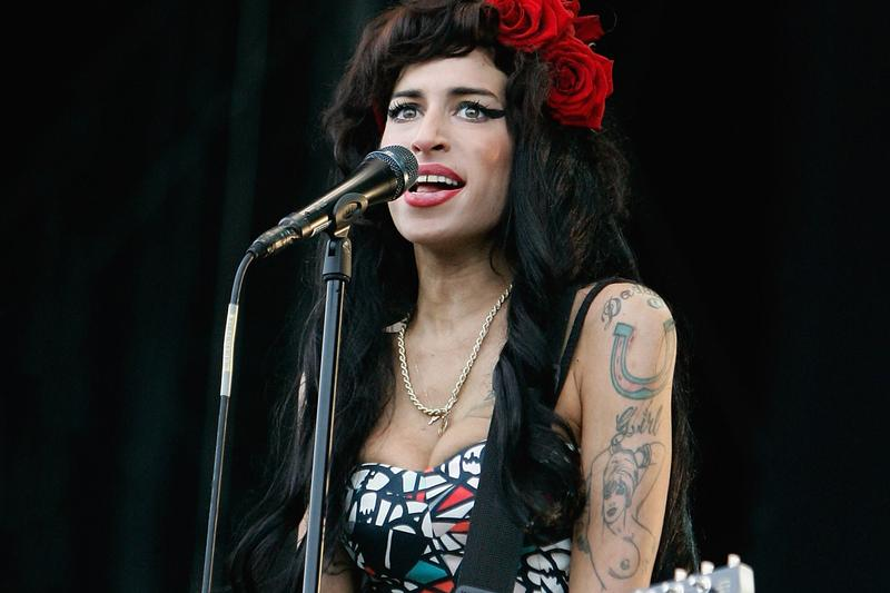 Amy Winehouse Hologram tour 2019 live band on stage mitch winehouse performance original recordings music singles amy winehouse foundation charity