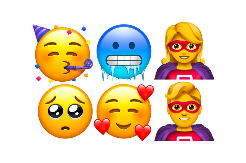 updated iphone emojis apple s ios 12 1 includes 70 new emojis hypebeast 13202