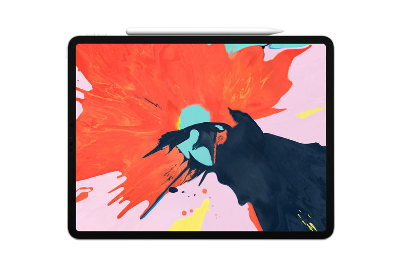 Apple iPad Pro Liquid Retina A12x display face id apple pen pencil snap wireless charge 11 inch 12.9 USB C magnet  smart keyboard folio