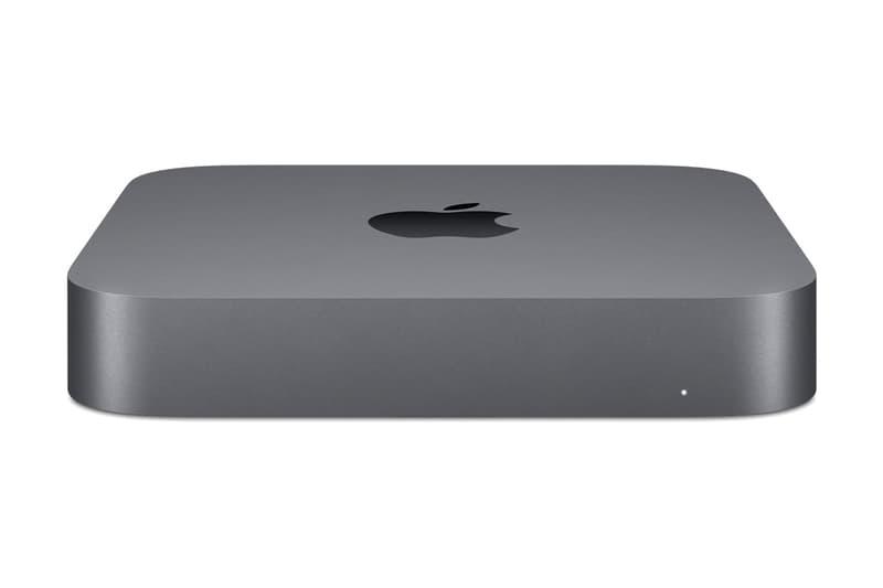 Apple Space Gray Mac Mini grey 6 core Processors t2 quad