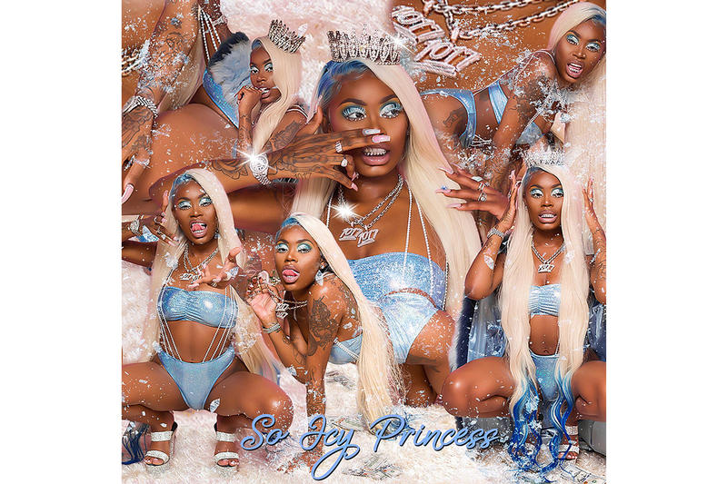 Asian Doll Mixtape So Icy Princess 1017 eskimo gucci mane 1017 dallas
