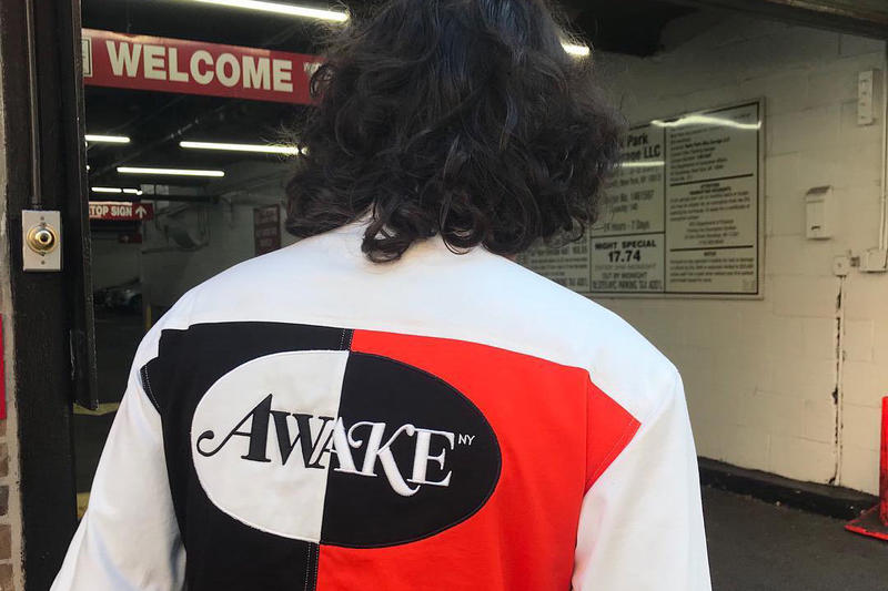 awake ny fall winter 2018 collection lookbook angelo baque clothing release info details drop teaser first look new york