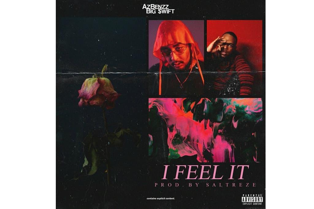 "AzBenzz Enlists Big Swift for New ""I Feel It"" Single"