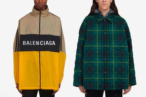 Balenciaga's Spring 2019 Capsule Now Available for Pre-Order