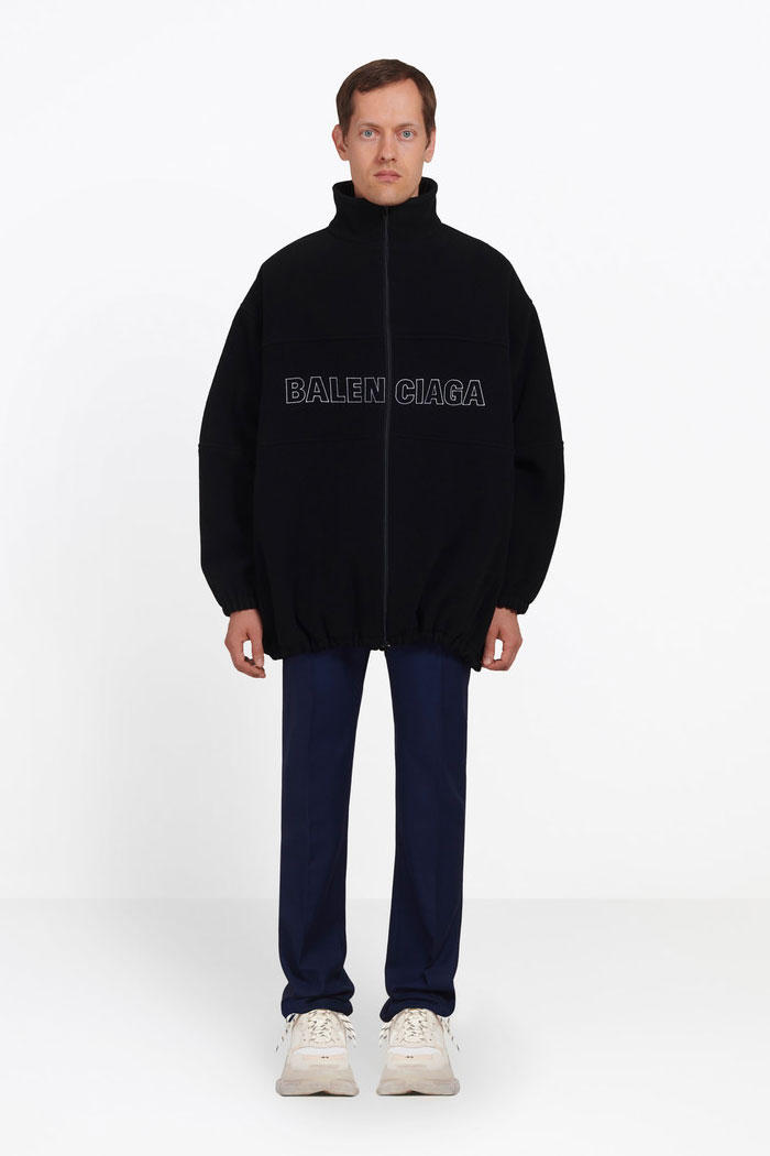 Balenciaga Spring 2019 Capsule Pre Order Release Info Date Buy Now summer web store parka jacket coat triple s speed trainer
