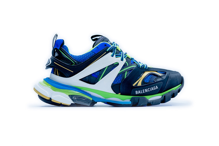 0b6db9fb1 The All-New Balenciaga TRACK Sneaker Arrives in the Philippines. Footwear
