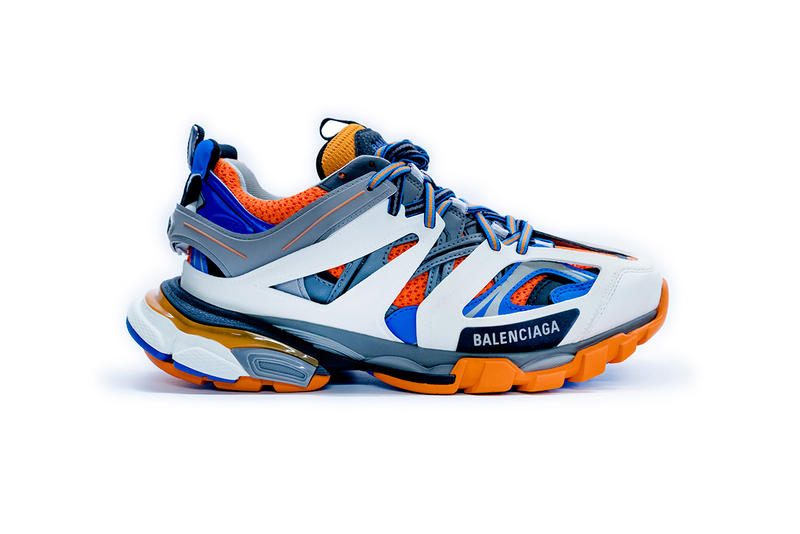Balenciaga Track Sneaker Philippines Release Info chunk runner tech Italian sneakers trainers footwear kicks hypebeast designer fashion runway Paris triple S