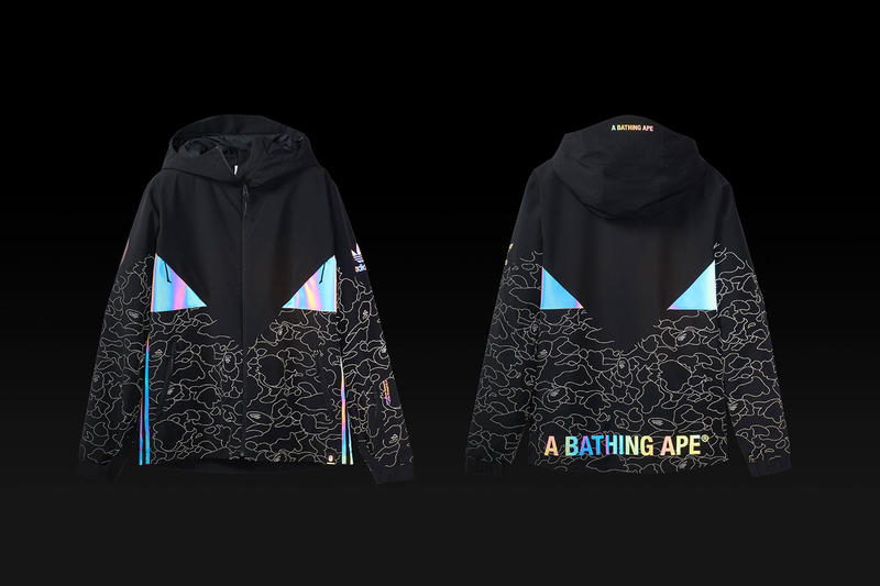BAPE x adidas Snowboarding Capsule fall winter 2018 a bathing ape ape head snow