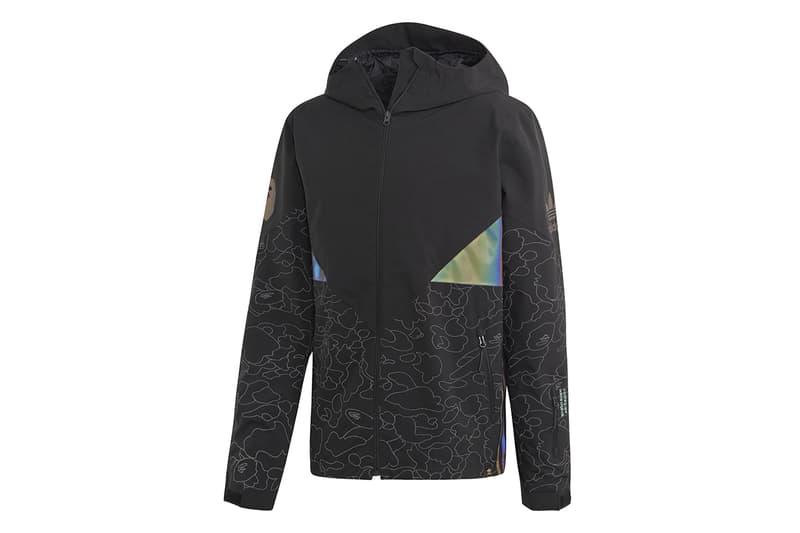 dcbc27098 BAPE x adidas Xeno Reflective Clothing Collection | HYPEBEAST
