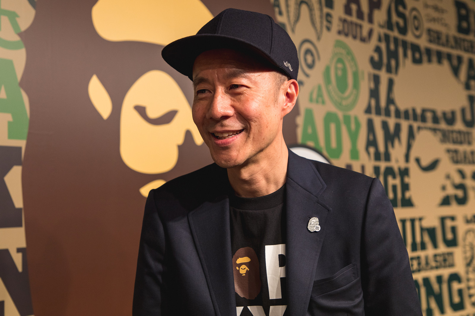 Sk8thing James Bond Stash BAPE's 25th Anniversary a bathing ape nigo streetwear tokyo japan ape shall never kill ape apes together strong interviews baby milo exhibitions