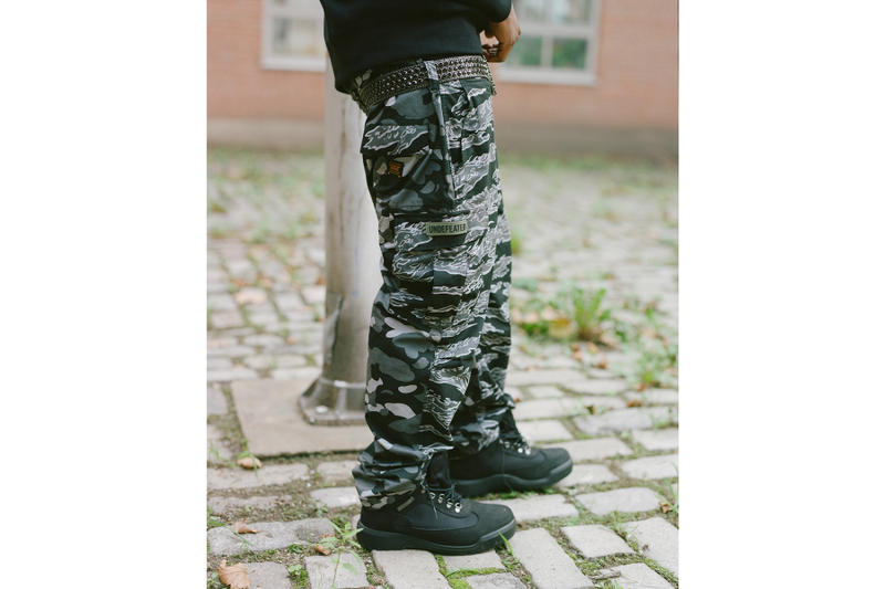 UNDEFEATED x BAPE x Timberland Editorial a bathing ape
