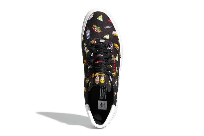 Beavis And ButtHead adidas 3MC Release Black Mike judge Skate ba79caab26
