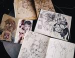 Best Art Drops: Yayoi Kusama Skateboard Triptych, Lauren Tsai Sketchbook & More