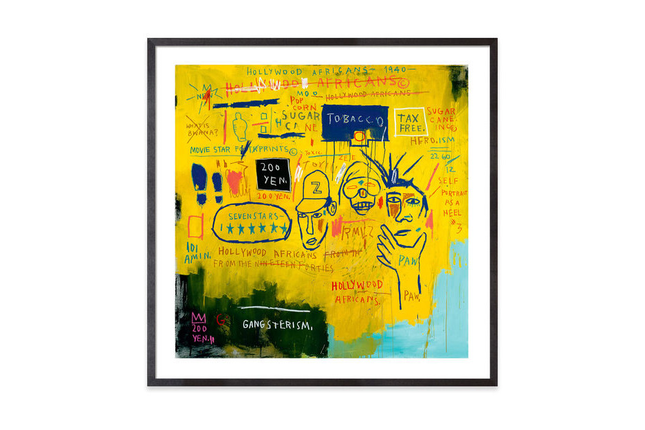best art drops jean michel basquiat moma design store ron english blue ice sunflower vinyl collectible figure joshua vides herschel supply parra