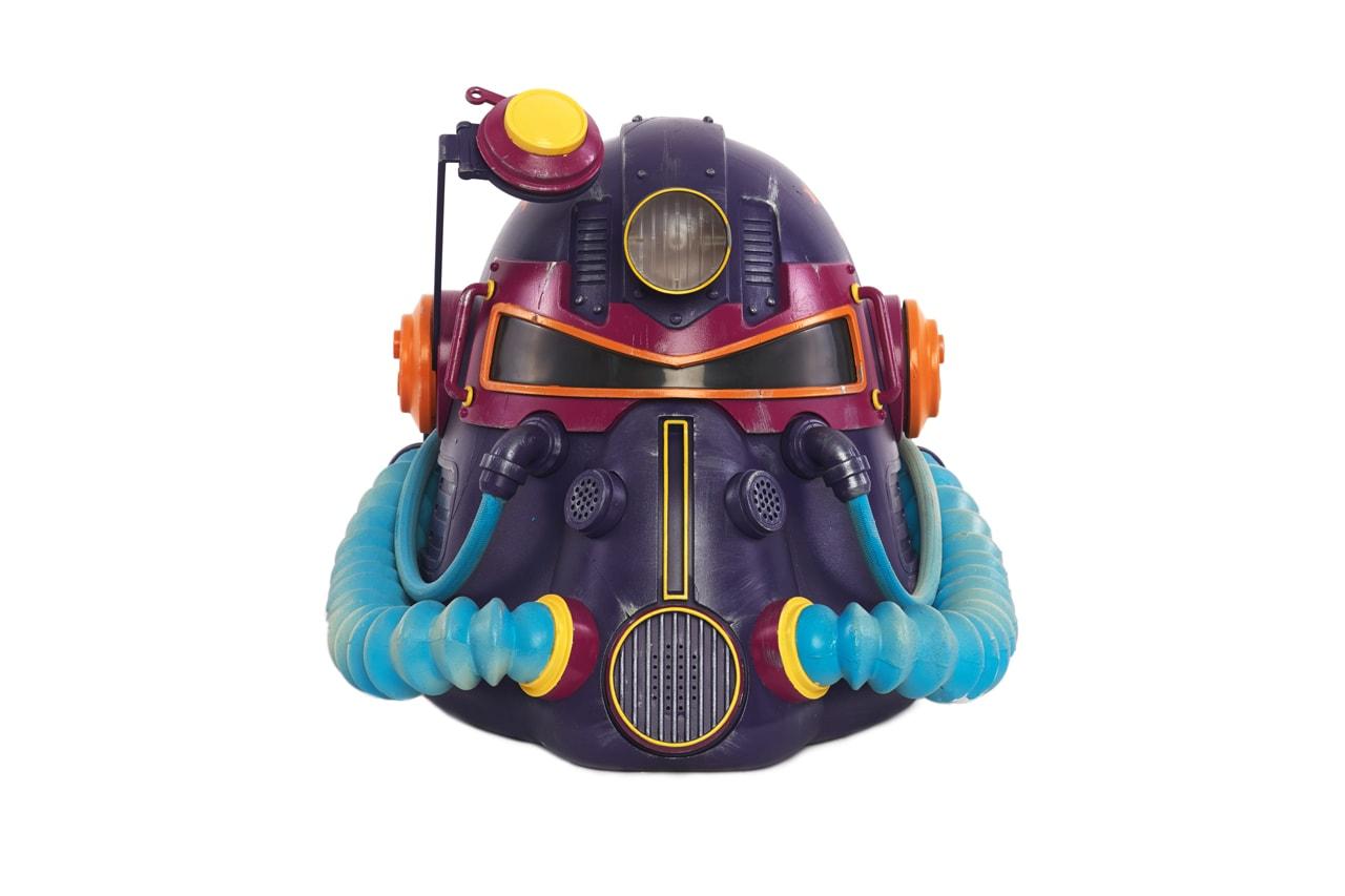 Fallout 76 Artist Customized Power Armor Helmets | HYPEBEAST
