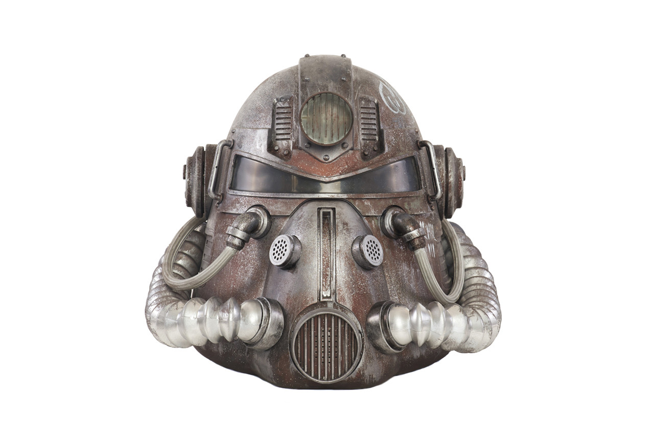 Bethesda x Fallout 76 #HelmetsforHabitat Lookbook artist paddle 8 video games microsoft xbox one playstation