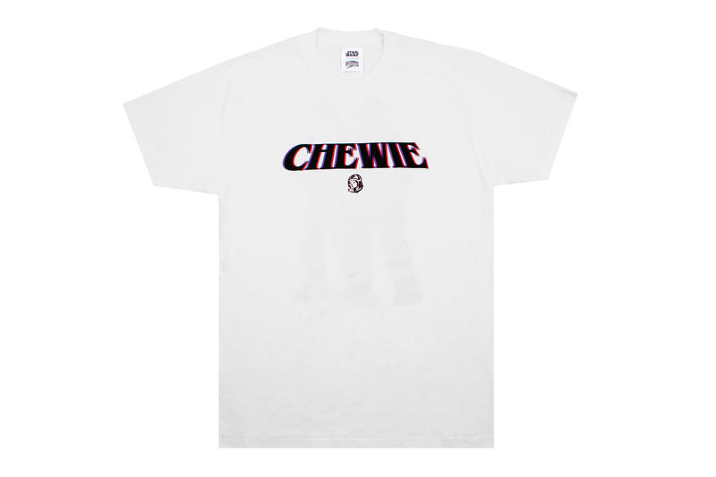 Star Wars Billionaire Boys Club Collection bbc millennium falcon boba fett chewie chewbacca