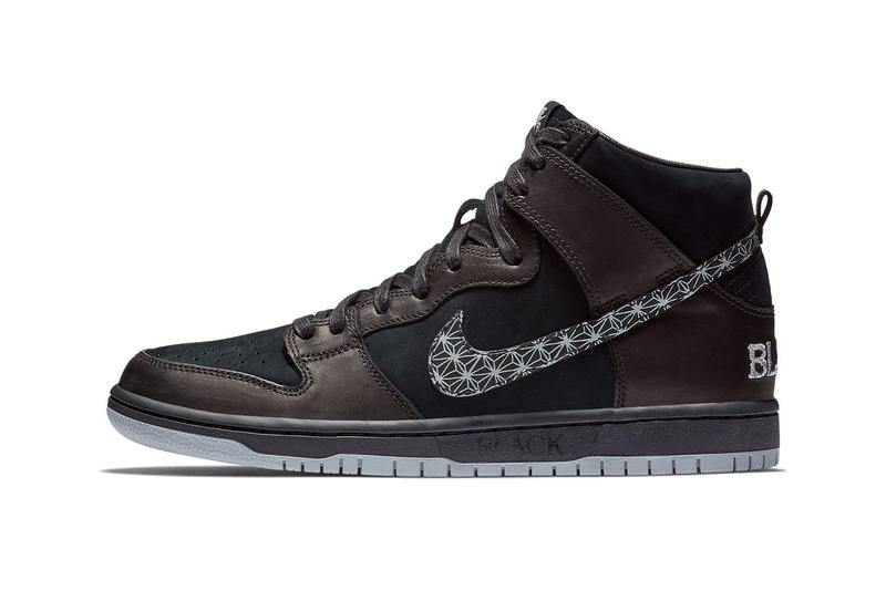 newest collection 21942 40d89 Black Bar x Nike SB Dunk High Release | HYPEBEAST