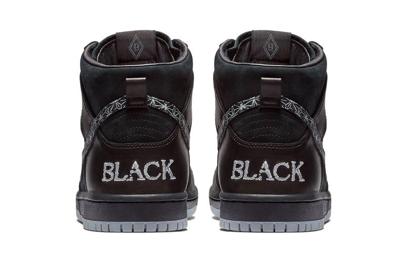 Black Bar Nike SB Dunk High Release Date October 2018 Info Skateboarding skate Neckface