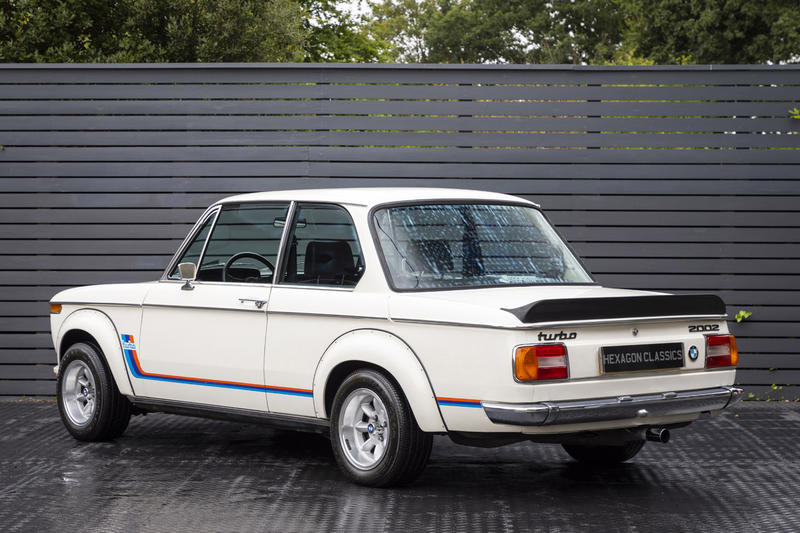 Bmw 2002 Turbo Original 1975 Model Auction Hypebeast