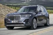BMW Unveils Its Massive 2019 X7 Flagship SUV
