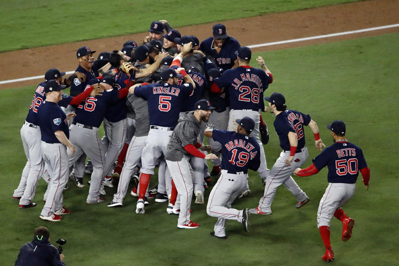 Boston Red Sox Beat Los Angeles Dodgers to Claim 9th World Series Championship
