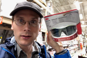 Picture of Brad Hall Visits HYPEFEST and Goes Streetwear Shopping at Home Depot