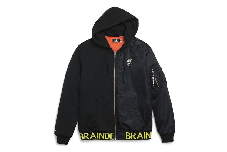 b3c425746ae Brain Dead x Converse Prepare Mismatched Clothing Collaboration