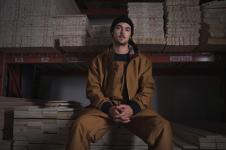 Burton Teams up With Carhartt WIP for Performance-Inspired Capsule  Collection 0a7353ce19ec