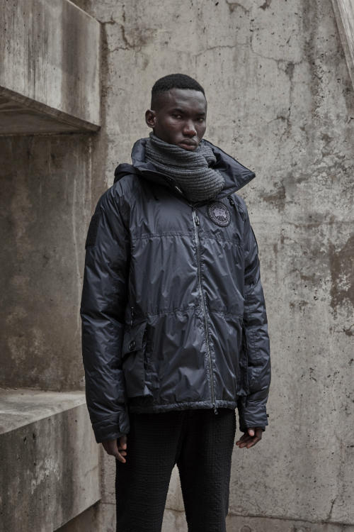 canada goose tactical collection fall winter 2018 fw18 totokaelo jackets outerwear under the moon leaf johannes vanderbeek