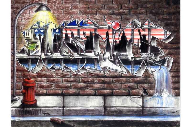 capitalizing on justice exhibition new york city nyc artworks prisoners incarcerated artists