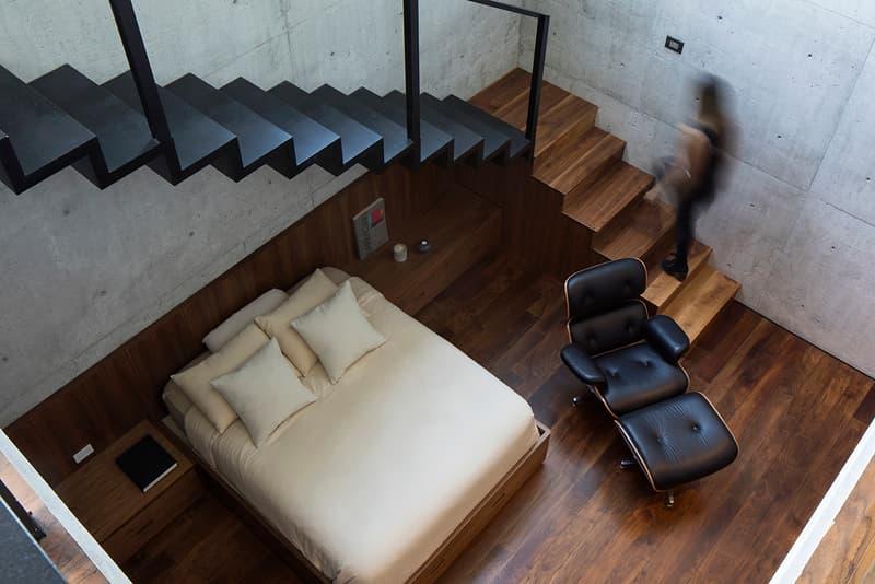 Casa Lomas Oficio Taller San Pedro Garza Garcia Mexico Modern Interior Exterior Architect Architecture Sleek Design Living Space Homes Houses Home House