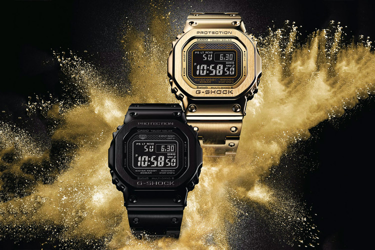 6a8825ed37a G-SHOCK Adds New Models to Its