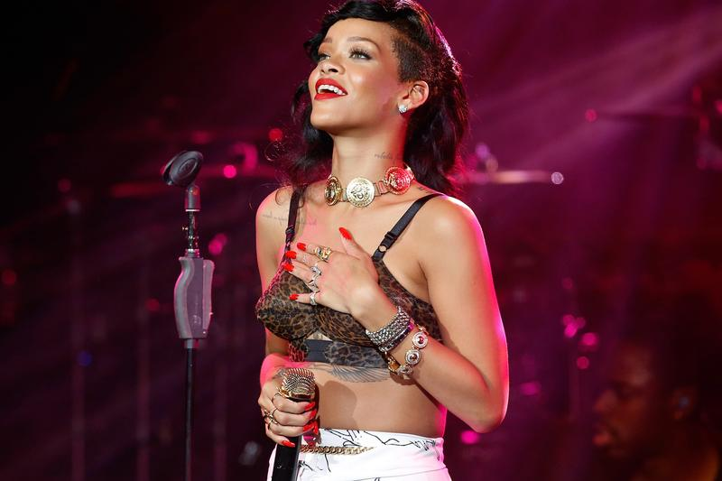 Las Vegas Shooting Rihanna Chance The Rapper The Weeknd