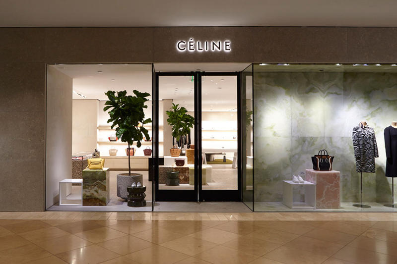 Celine Relaunches E-Commerce New U.S. Site Online Webstore Store Fashion  shop online Hedi Slimane f8bc8baff3b4c