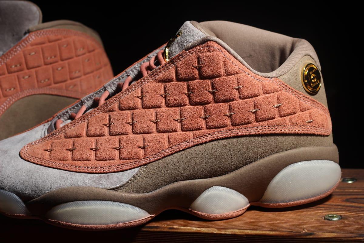 CLOT x Air Jordan 13 Low \