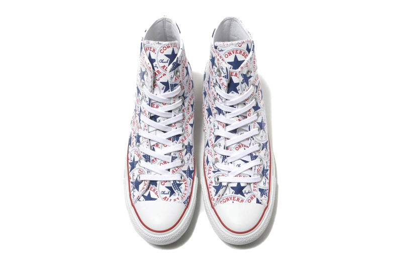 converse chuck taylor all star manypatch logo all over print
