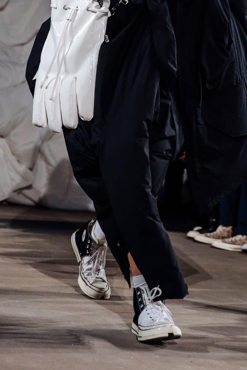 Feng Chen Wang Spring Summer 2019 Runway Show Shanghai Fashion Week Converse Chuck Taylor All Star China SHFW