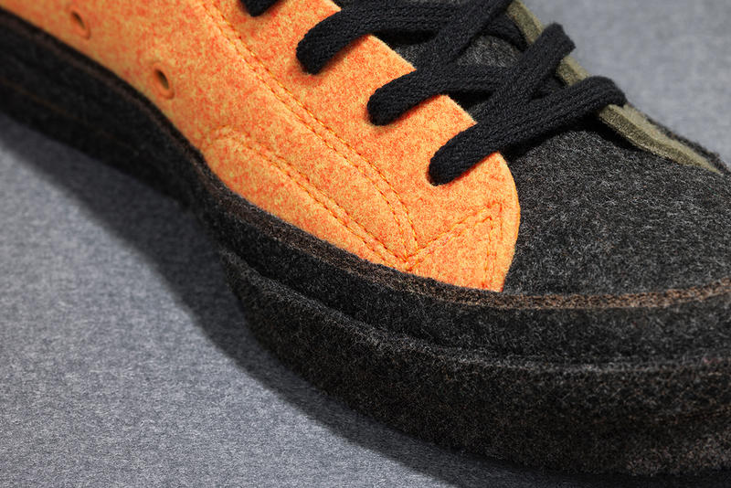 J.W. Anderson x Converse Chuck Taylor All Star '70 'Felt' 2018 Collab Details Collaboration Collection