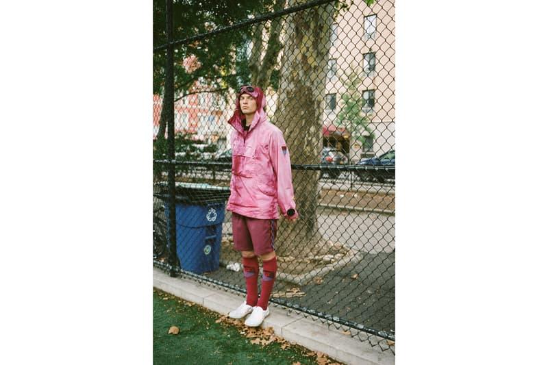 C.P. Company Nowhere FC Garment Dying Lab Hypefest HYPEBEAST October 6 7 2018 Brooklyn