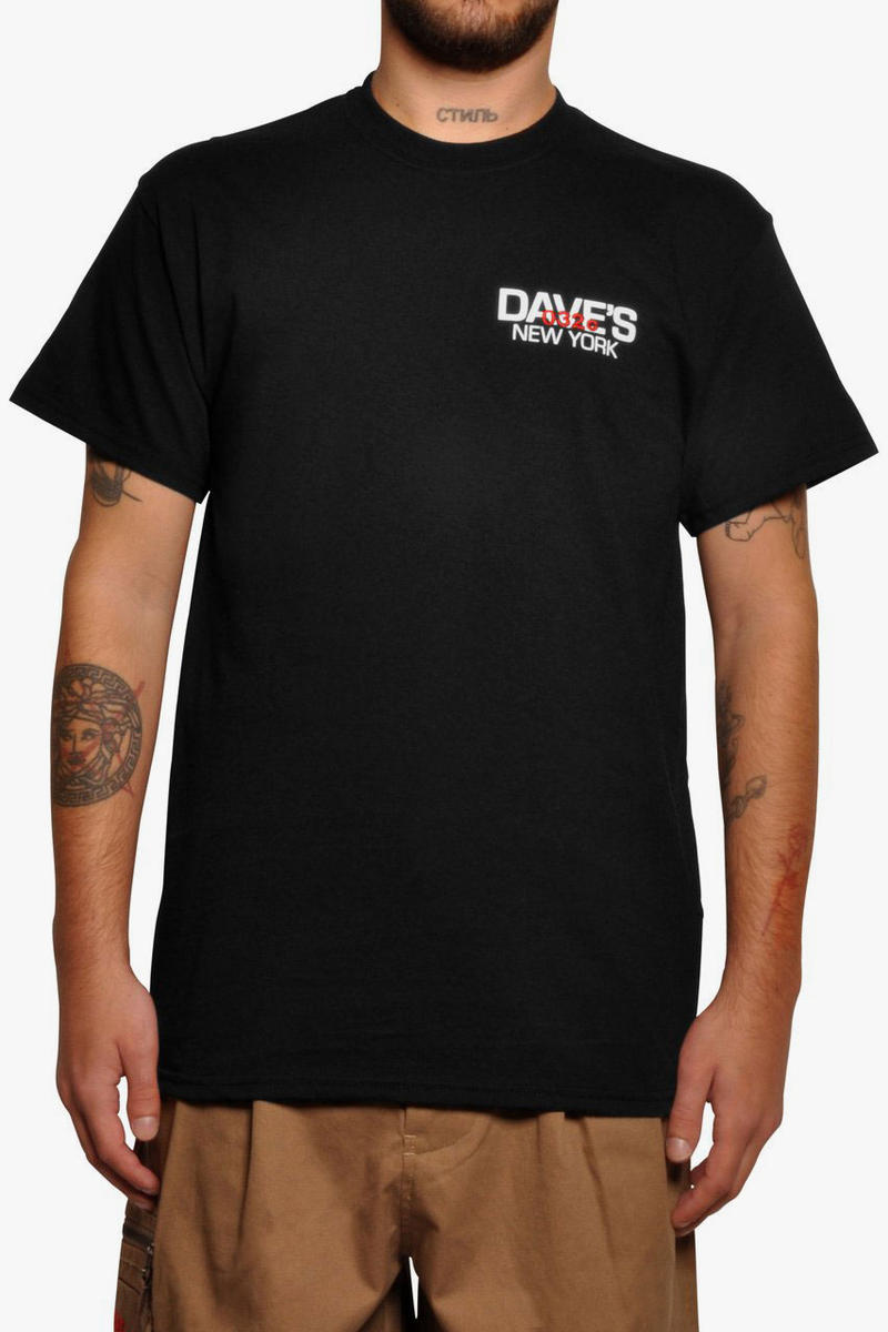 Dave S Ny X 032c T Shirt Collaboration Release Hypebeast