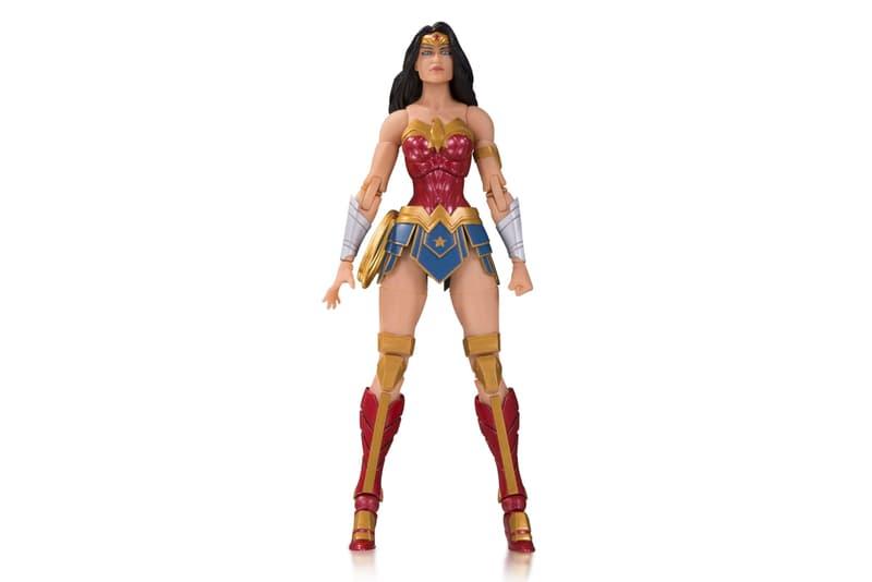 DC Collectibles Batman Cowl Line Announcement comics wonder woman superman batman the joker superman supergirl harley quinn batman figures collectibles