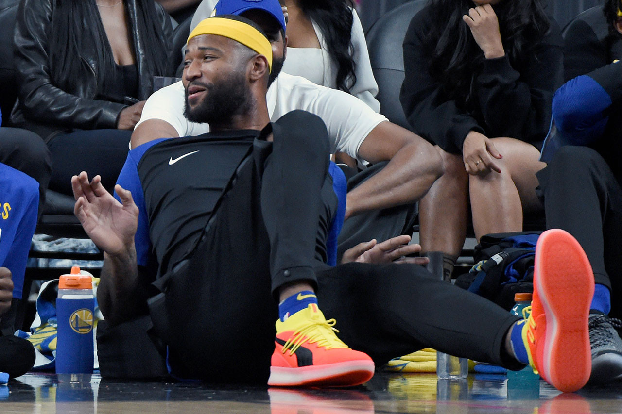DeMarcus Cousins Officially Joins PUMA