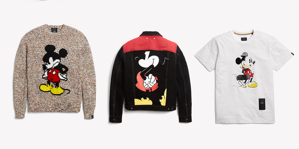 dbbc8430033 rag   bone x Mickey Mouse Collab Capsule Release