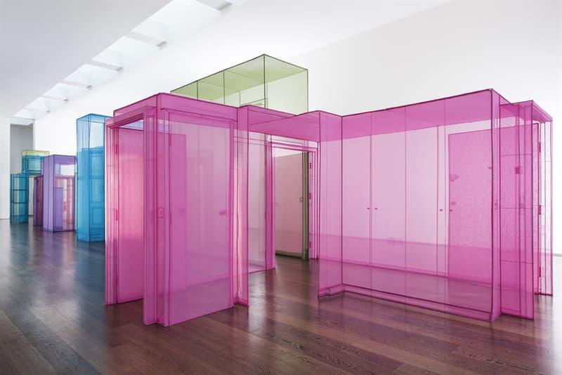 do ho suh korridor exhibition aros artworks art artist installation