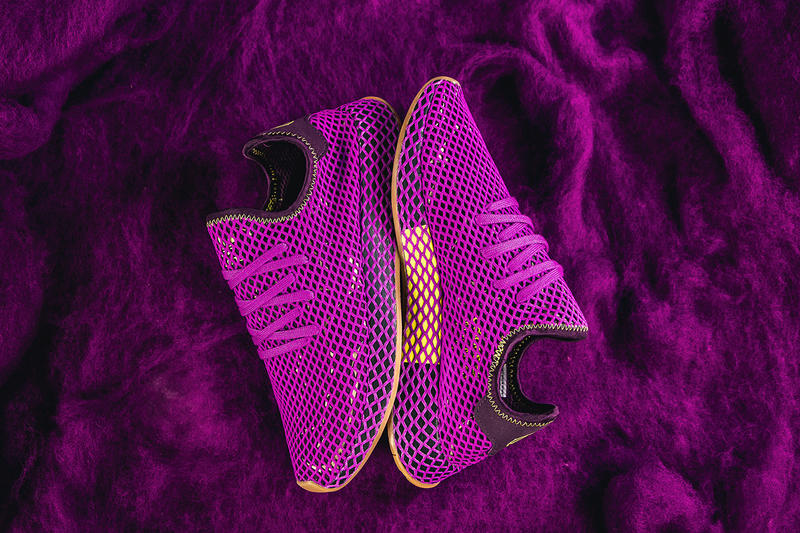 adidas originals dragon ball z collaboration prophere deerupt son gohan cell sneaker shoe model release date drop info october 27 2018 collection anime