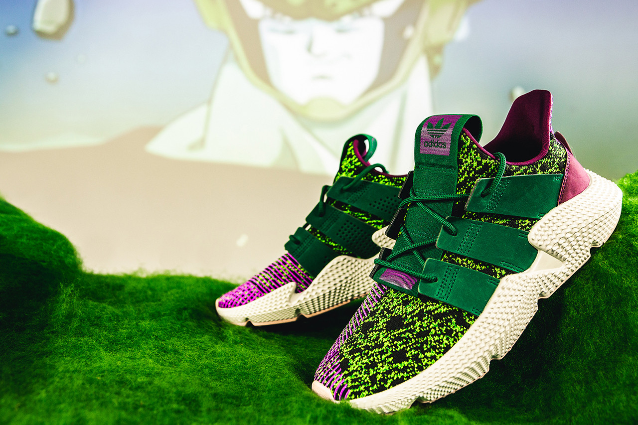 Dragon Ball Z x adidas Prophere