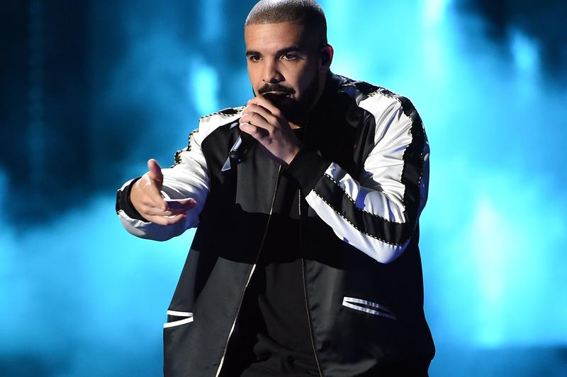 """Drake Chris Brown """"Party"""" LA Show"""